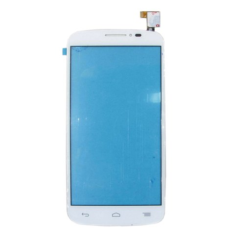 Тачскрин Alcatel 7041D / 7040D One Touch POP C7 white